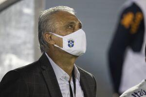 O Brasil de Tite lidera as eliminatórias com quatro vitórias em quatro jogos