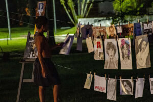 Toda programação está sendo exibida online gratuitamente através do site www.galpaocultural.com