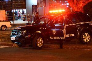 Fiscalização do toque de Recolher feita pela GM em Campinas, no interior de SP