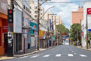 Araraquara decretou lockdown de dez dias em fevereiro deste ano
