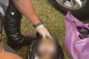 Polícia apreende crânio humano encontrado com boliviano em Itu