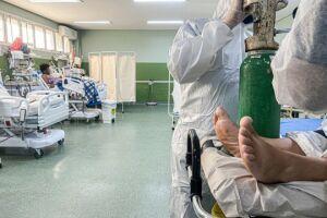 O Município registra 1.725 óbitos de residentes desde o início da pandemia