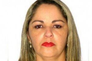 O homem é suspeito de matar Eliene Alves da Silva Dourado, de 45 anos