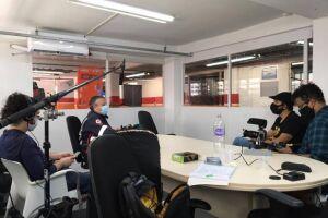Cerca de 70% das imagens foram gravadas em Santos, seguindo todos os protocolos de segurança, entre março e novembro de 2020