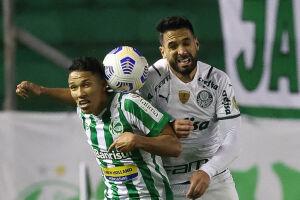 O Palmeiras de Luan conseguiu a vitória na gélida Caxias do Sul