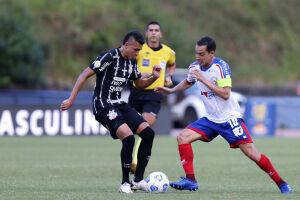 O Corinthians de Cantillo reencontrou Rodriguinho neste domingo