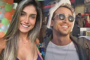 Matheus Correia Viana e Nathalia Guzzardi Marques, ambos com 30 anos, foram achados dentro do box do banheiro.