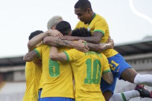 Seleção se recuperou após derrota