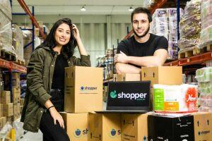 A shopper.com.br, maior supermercado 100% online do Brasil, chegou ao município levando para a população o seu sistema de reabastecimento