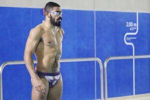 O nadador de Guarujá, Gabriel Cristiano vai disputar os Jogos Paralímpicos de Tóquio, que ocorre de 24 de agosto a 5 de setembro