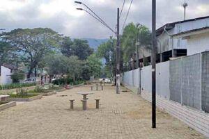 A nova é a obra de fechamento da Avenida N.S da Lapa, no  entorno da Praça Duque de Caxias.