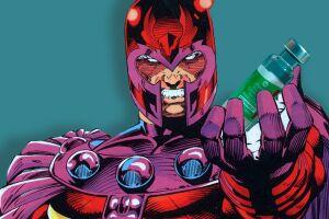 Não se deixe enganar, a vacina contra Covid não vai te dar poderes iguais aos do Magneto