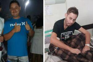 Ferdinando já perdeu mais de 40 kg enquanto aguarda transferência