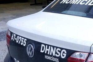 Policiais conseguiram obter imagens de câmeras de monitoramento após execução