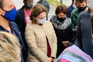 A tradicional Rua Japão será revitalizada com recursos federais destinados pela deputada federal Rosana Valle (PSB).