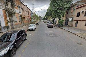 O crime ocorreu na Rua Manoel Tourinho, no Macuco