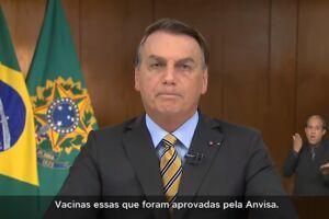 Pronunciamento de Bolsonaro na TV foi acompanhado de forte panelaço em todas as regiões do país