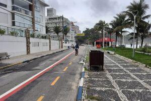 A Diretoria de Trânsito e Transporte Público (Ditran) já começou a fazer as intervenções ao longo de 700 metros de sinalização viária, garantia de segurança aos ciclistas que passam pelo local