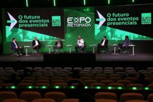 Expo Retomada será realizada em Santos nesta quarta e quinta
