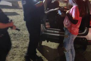 As equipes da Guarda Civil Municipal, da Secretaria de Segurança de Santos, fizeram diversas autuações