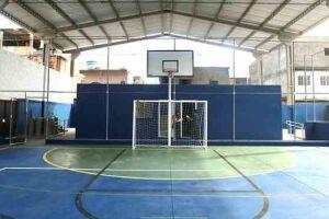 No total, a Prefeitura de Guarujá investiu um montante de R$ R$ 349.124,34 no equipamento que pertence à Secretaria de Esporte e Lazer (Sel).