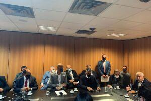 A audiência ocorreu na Capital Federal nesta quarta-feira