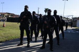 Atualmente, 196 guardas estão habilitados ao porte de armas