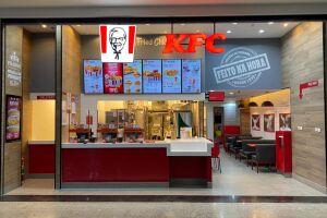 O KFC abriu sua primeira unidade em São Vicente