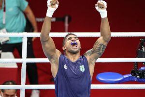 Com o resultado, Abner Teixeira avançou à semifinal e já garantiu, no mínimo, a medalha de bronze, pois não há disputa de terceiro lugar no boxe