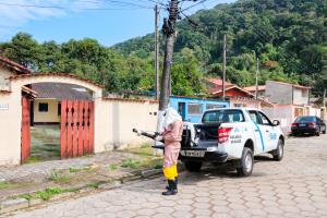 A Prefeitura de Mongaguá está abrindo processo seletivo simplificado para a contratação de agente de controle de endemias