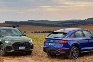 Audi Q5 e Audi Q5 Sportback.