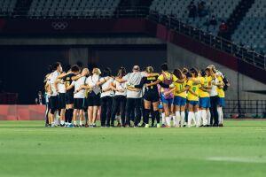 Brasil perdeu para o Canadá nos pênaltis após empate sem gols no tempo regulamentar