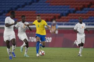 Brasil e Costa do Marfim nunca haviam se enfrentado na história do torneio olímpico de futebol masculino