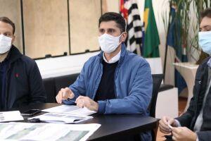 Tiago Cervantes reforçou a sua posição contrária ao processo de concessão do Lote Litoral Paulista