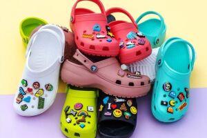 Entre morrer e vestir um calçado da Crocs, a estilista inglesa Victoria Beckham prefere a primeira opção