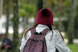 O frio vai continuar ao longo desta semana na Baixada Santista