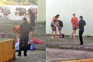 As imagens da abordagem também foram enviadas ao Ministério Público, que deve abrir inquérito para apurar o ocorrido em SV