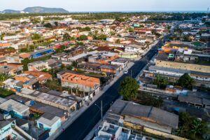 Obra leva benefícios aos moradores e comerciantes de Bertioga
