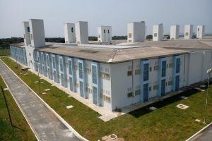 A penitenciária feminina de São Vicente deve se tornar unidade prisional masculina