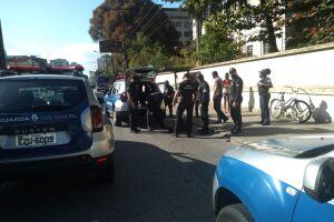 GCM alcançou o criminoso na Avenida São Francisco