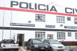 O caso foi registrado pela sua esposa no 7º DP de Santos nesta segunda-feira (2)