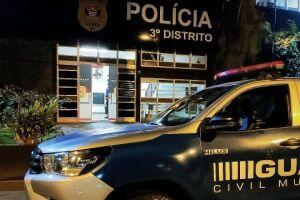 Homem de foi preso em flagrante pela Guarda Civil Municipal de Santos