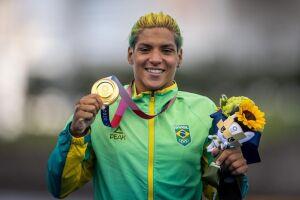 Ana Marcela Cunha faturou a medalha de ouro