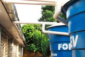 Projeto prevê obrigatoriedade para captação de chuva em novas construções de condomínios