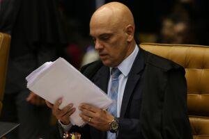Os inquéritos em andamento na Corte contra Bolsonaro são relatados por Alexandre de Moraes