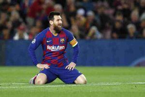 Messi é especulado no Manchester City, Inter de Milão e PSG