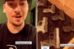 Jair Renan ameaça a CPI em vídeo nas redes sociais