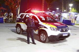 A Guarda Civil Municipal (GCM) ganhou o reforço de 54 agentes, totalizando 339