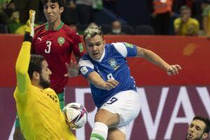 Brasileiros fizeram jogo difícil contra Marrocos, mas conseguiram vitória suada