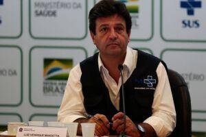 Mandetta afirma ainda que foi pego de surpresa com a decisão do governo Bolsonaro